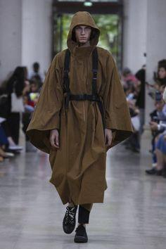 Etudes Menswear Collection Spring Summer 2017 in Paris