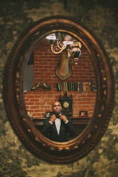 glam groom // photo by Fondly Forever