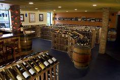 Wijnhandel meubilair