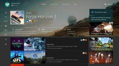Detalles de la primera actualización del Xbox One
