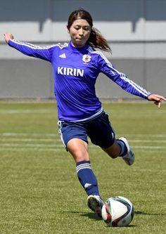 サッカー女子W杯:なでしこ連携に自信…24日オランダ戦 - 毎日新聞