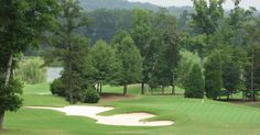 The Golf Club at Ballantyne is a championship PGA public golf course, this Par 71 course is situated on a dynamic terrain with multiple water features, enjoyed by golfers of all skill levels.