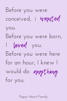 Don't you love this sweet baby quote? Click the pin for more of the most perfect baby quotes that perfectly describe your growing baby.