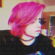Practicing edits XD I might try dye my hair blue tonight c': Expect purple or green hair haha XD O O O O O O O O O O Hash tags: #scene #emo #grundge #kawaii #flowers #anime #green #moon #emogirl #emoguy #bow #whateverforever #scenegirl #sceneguy #pastelgoth #fashion #bored #tired #depression #anxiety #pink #rainbow #mentalhealth by cynical_biatchx