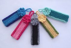 Free Crochet Key Chain Pattern.