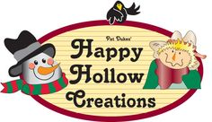 This is my web site of the crafts that I design and create patterns of. www.happyhollowcreations.com Take a look