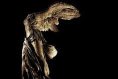 Eternal Beauty - Nike of Samothrace Masterpiece of Hellenic sculpture 200-190BC