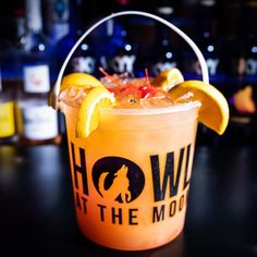 Check out Howl at the Moon's drinks selections. Looking to book a party? We can host all types of parties and events: bachelor parties, bachelorette parties, corporate events, holiday parties, birthday parties and more. Pool Drinks, Party Drinks Alcohol, Beach Drinks, Fruity Drinks, Drinks Alcohol Recipes, Summer Drinks, Drink Recipes, Alcoholic Drinks, Cocktail Party Food