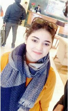 Zaira Wasim, Teen Actresses, Stylish Girl Pic, Beautiful Lips, Bollywood Actress, Photo And Video, Celebrities, Pretty, Aishwarya Rai