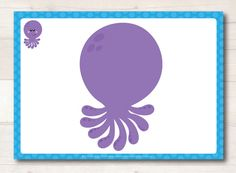 Under the sea set of 13 playdough mats ready to print and play!