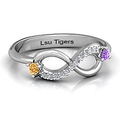 The Ring I Designed On Jewlr ...Hopefully I Can Get It One Day!!