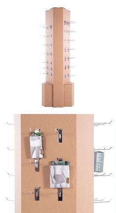 Point Of Purchase, Cardboard Furniture, Sustainable Design, Paper Design, Furniture Making, Hangers, Display, Future, Easy