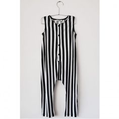 MARTIM STRIPES JUMPSUIT BY WOLF AND RITA