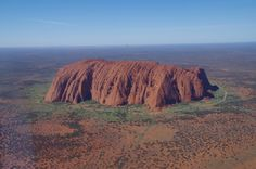 Uluru taken from our helicopter flight. Alice Springs, Plexus Products, Monument Valley, Grand Canyon, National Parks, Places, Travel, Solar, Australia