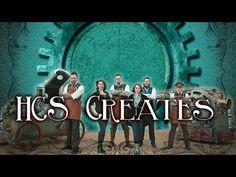 Radio Retrofuture #73 - HCS Creates with Dave Lee