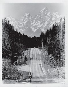 The Tetons + the TransAm Trail.