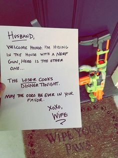 """23 """"Love"""" Notes That Show What Marriage Is Really Like"""