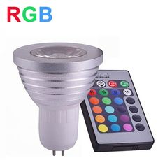 $5.15 (Buy here: https://alitems.com/g/1e8d114494ebda23ff8b16525dc3e8/?i=5&ulp=https%3A%2F%2Fwww.aliexpress.com%2Fitem%2FRGB-LED-Lamp-4W-GU5-3-LED-RGB-Bulb-12V-LED-Light-Spotlight-High-Power-Lighting%2F32679513011.html ) RGB LED Lamp 4W GU5.3 LED RGB Bulb 12V LED Light Spotlight High Power Lighting IR Remote Controller 16 Colors Changeable for just $5.15