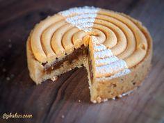 G Bakes!: PUMPKIN SPICE CARAMEL TARTS with Walnut Buttery Crusts