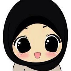 Cute hijab chibi cute chibi in 2019 anime muslimah hijab Girl Cartoon, Cartoon Art, Otaku Anime, Hijab Drawing, Islamic Cartoon, Cute Cartoon Images, Hijab Cartoon, Art Antique, Girls Anime