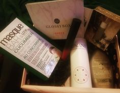 My October Glossybox