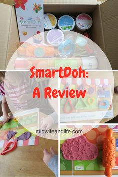 Smart Doh: A review more than just play dough
