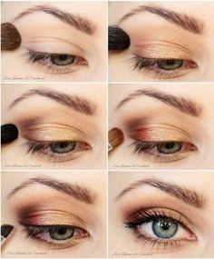 Maroon And Gold Eye Makeup 10 Gold Smoky Eye Tutorials For Fall Pretty Designs Maroon And Gold Eye Makeup Health Beauty Eye Makeup. Maroon And Gold Eye Makeup 45 Fresh Spring Face Makeup Looks For Pretty Lasses. Fall Makeup Tutorial, Makeup Tutorial For Beginners, Diy Tutorial, Makeup Tutorial Blue Eyes, Glitter Eyeshadow Tutorial, Hooded Eye Makeup Tutorial, Eyeliner Tutorial, Makeup Hacks, Diy Makeup