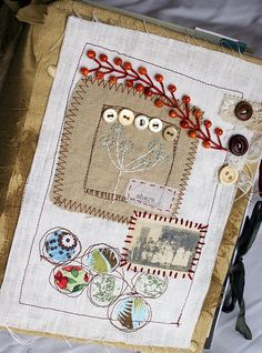 Art Quilt Journal (share)