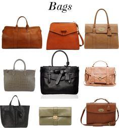 Wish List: Bags