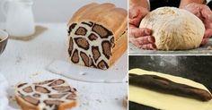Aprende a hacer un pan con estampado de leopardo. Una receta original, divertida y deliciosa para disfrutar con quien quieras.