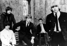 The Yardbirds - The group is notable for having started the careers of three of rock's most famous guitarists: Eric Clapton, Jeff Beck, and Jimmy Page, all of whom were in the top five of Rolling Stone's 100 Top Guitarists list.