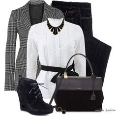 #Office_outfit