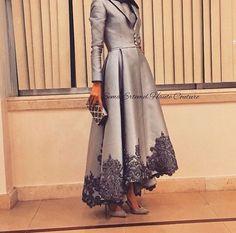 Islamic Fashion, Muslim Fashion, Modest Fashion, Abaya Fashion, Fashion Moda, Fashion Fashion, Fashion Ideas, Vintage Fashion, Mode Outfits