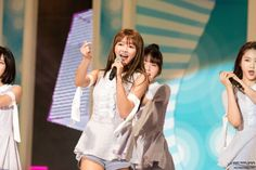 Oh My Girl YooA's Skirt Is The Shortest In K-Pop History — Koreaboo