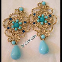 「#gioiellichiacchierino#chiacchierino#lechicche#cristalli#swarovky#diamant#oro#」