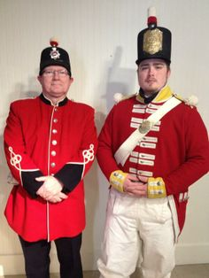 The 100th Regiment soldiers have arrived! Free activities were hosted at Goulbourn Museum for Family Day - February 17, 2014