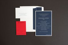 Out of the Box | Even More Bar Mitzvah Invitations
