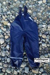 Puddlegear Kids Rain Pants in Navy Blue (bib, overall, shell style) Kids Rain Gear, Vegan Sneakers, Tie Dye Socks, Bib Pattern, Rain Pants, Long Underwear, Blue Rain, Striped Socks, School Shopping