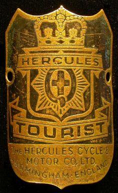 The Bicycle Head Badge