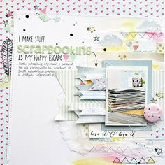 Scrapbooking Is... - Two Peas in a Bucket