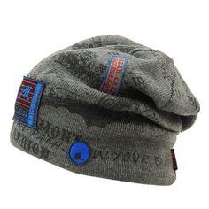 6d02a0a4c3e54 Men s Warm Hats Winter Knitted Wool Beanie Hat Outdoor Sport Bonnet Beanies  Z-3885 Hats