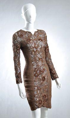 crochet dress on DaWanda.com