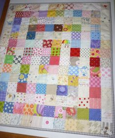 Carol's Crafty Creations: Simply Charming Quilts