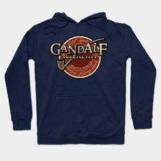 Gandalg Smoking Club Hoodie