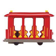 Daniel Tiger Trolley Playset - Includes trolley and Daniel Tiger figurine