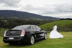 Melbourne Chrysler sedans - at the gorgeous Riverstone Estate Winery with @ICONPHOTOSMEL