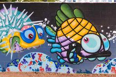 Honolulu Street Art Pow Wow Kakaako District / Visit the Hawaii Office of Tourism at Go Hawaii for a calendar of events and travel planner