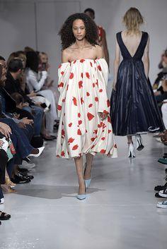 NYFW: Calvin Klein 205W39NYC SS18, Buro 24/7