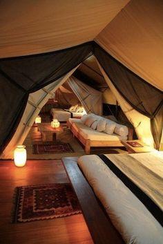 Attic camp