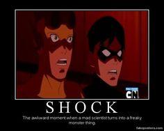 shock yj